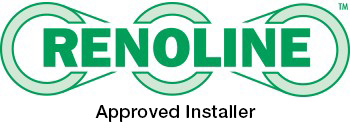 Renoline Approved Logo